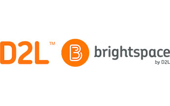 Logo D2L Brightspace Latined